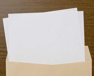 書類提出時のマナー