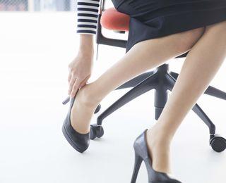 脚のむくみの原因と解消法