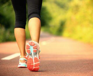 足の運び方・呼吸法